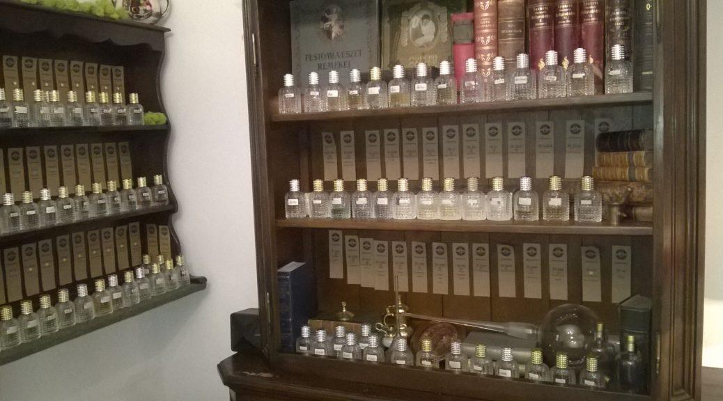 Alchymista Parfumérie Brno recenze