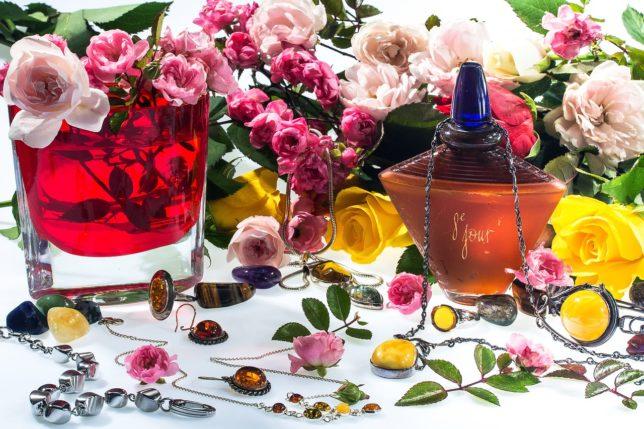 Dámské parfémy