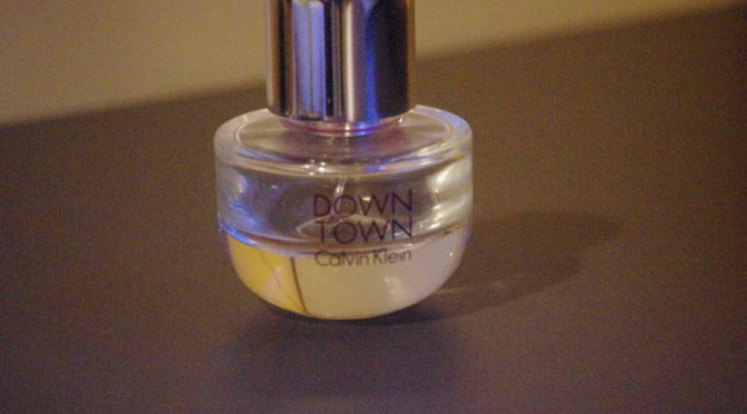Downtown - Calvin Klein - recenze