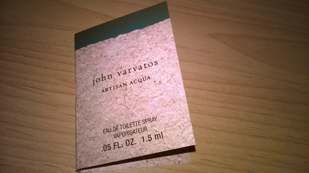 John Varvatos - Artisan Acqua