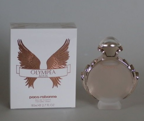 Olympéa Aqua - Paco Rabanne - recenze