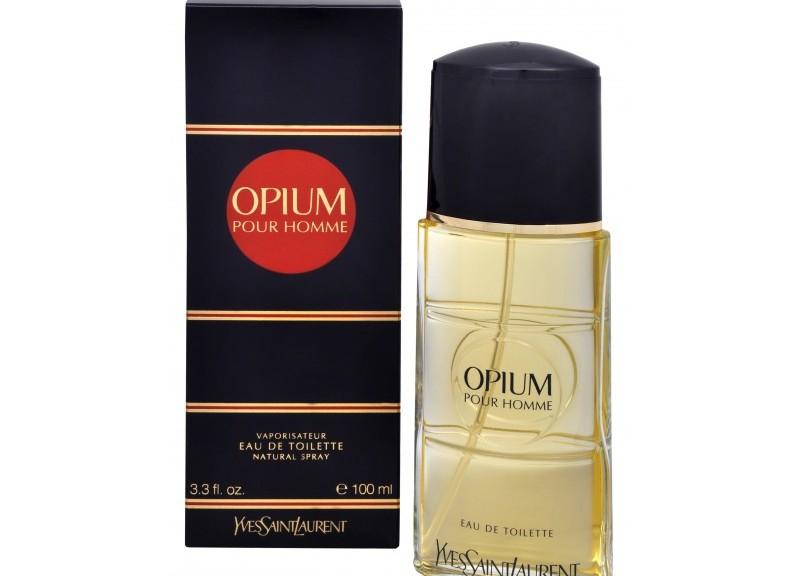 Opium Pour Homme - Yves Saint Laurent - recenze