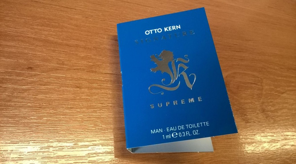 Otto Kern - Signature Extreme - recenze