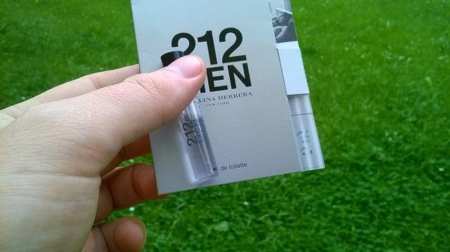 212 Men pánská toaletní voda