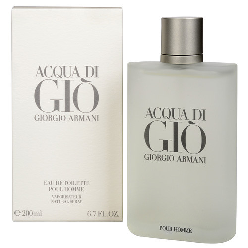 Acqua di Gio - Giorgio Armani - recenze