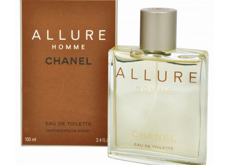 Allure Homme - Chanel - recenze
