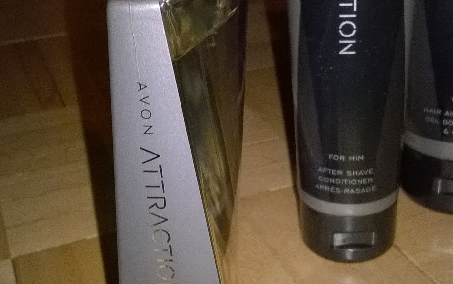 Avon Attraction for Him - Avon - recenze