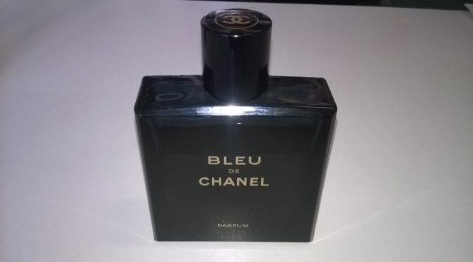 Bleu de Chanel Parfum - Chanel - recenze