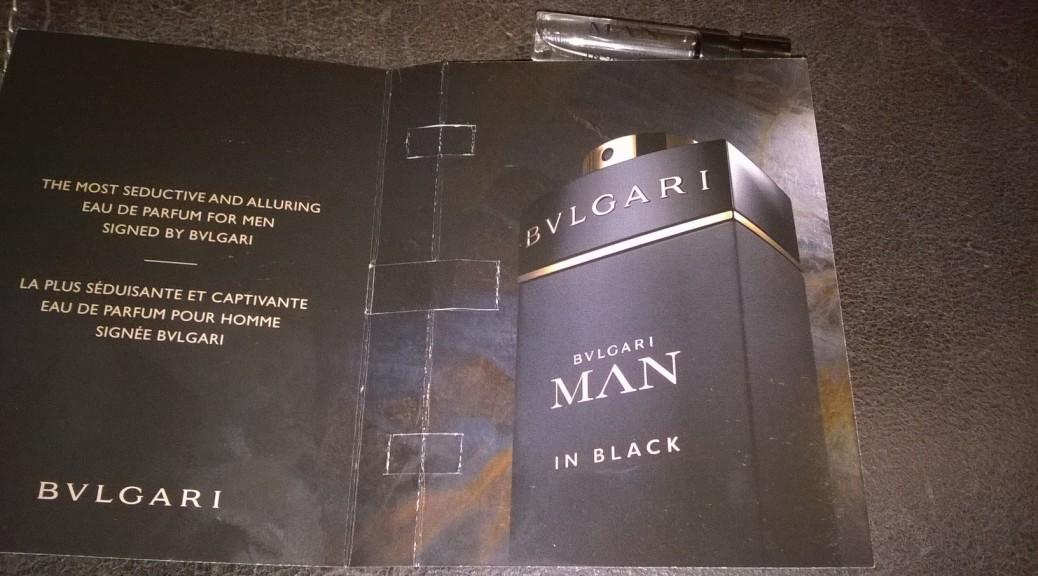 Bvlgari Man In Black - Bvlgari - recenze
