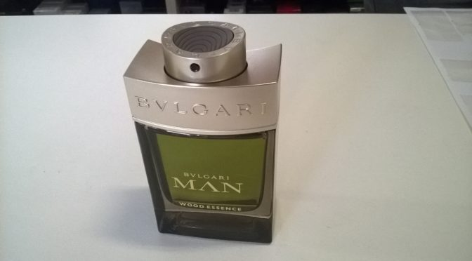 Bvlgari Man Wood Essence - Bvlgari - recenze