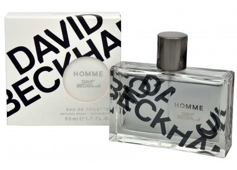 David Beckham Homme - David Beckham - recenze