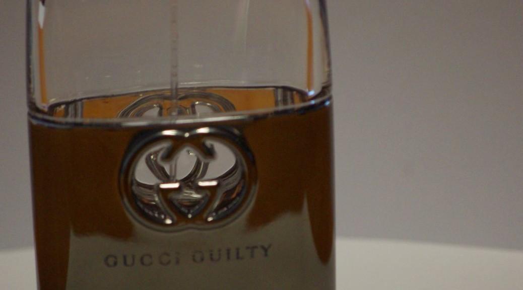 Guilty Pour Homme - Gucci - recenze
