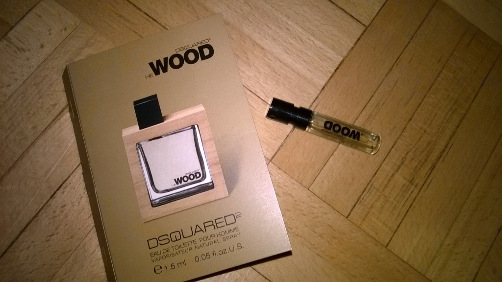 He Wood - Dsquared2