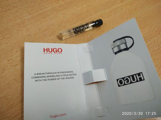 Hugo Boss Hugo Reversed