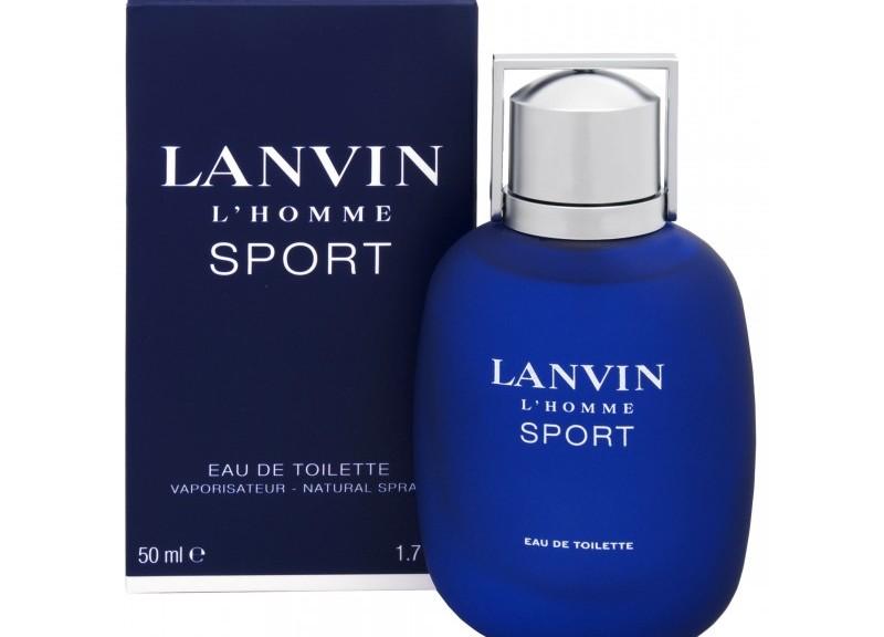 L´ Homme Sport - Lanvin - recenze