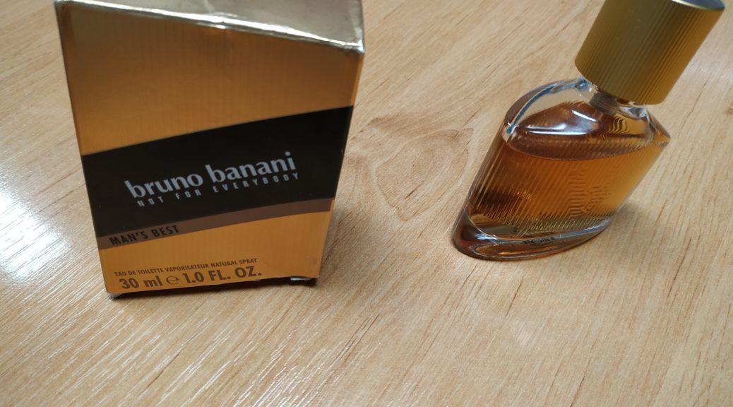 Man's Best - Bruno Banani - recenze