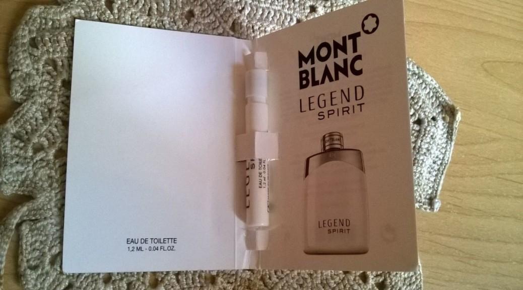 Mont Blanc Legend Spirit - Mont Blanc - recenze