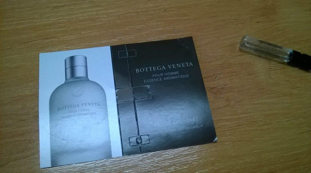 Pour Homme Essence Aromatique - Bottega Veneta - recenze