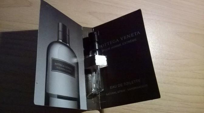 Pour Homme Extreme - Bottega Veneta - recenze