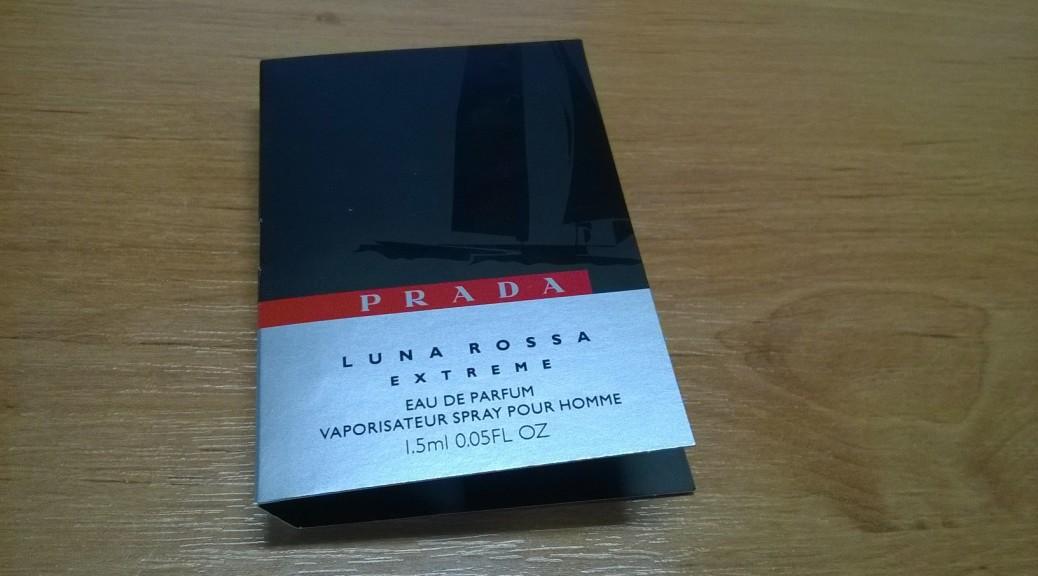 Prada - Luna Rossa Extreme - recenze