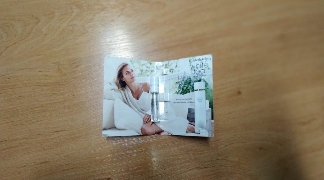 White Tea - Elizabeth Arden -recenze
