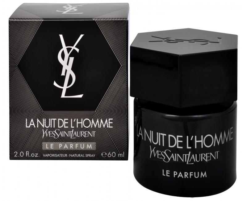 Yves Saint Laurent - La Nuit De L´ Homme Le parfum
