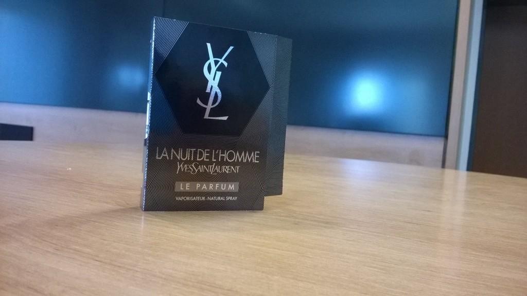 Yves Saint Laurent - La Nuit De_L´ Homme Le parfum - tester