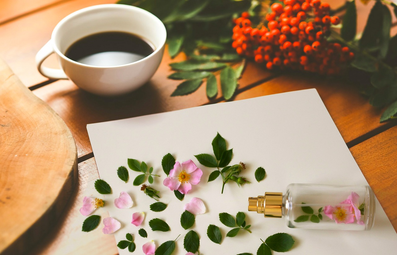 recenze parfémů
